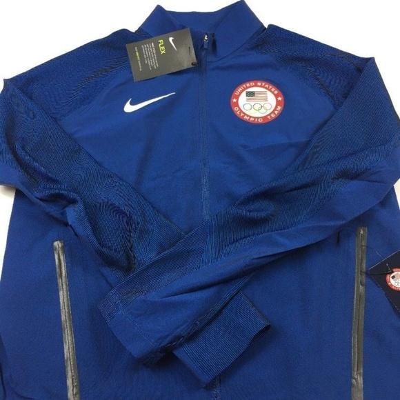 Nike Flex Olympic Team USA Apparel Jacket NWT